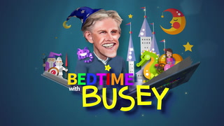 Bedtime with Busey